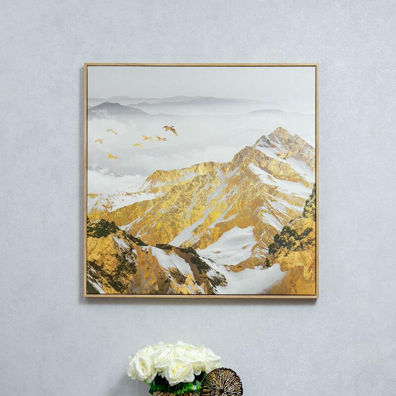 Canvas Wall Art/ Wall Hanging 75*75cm